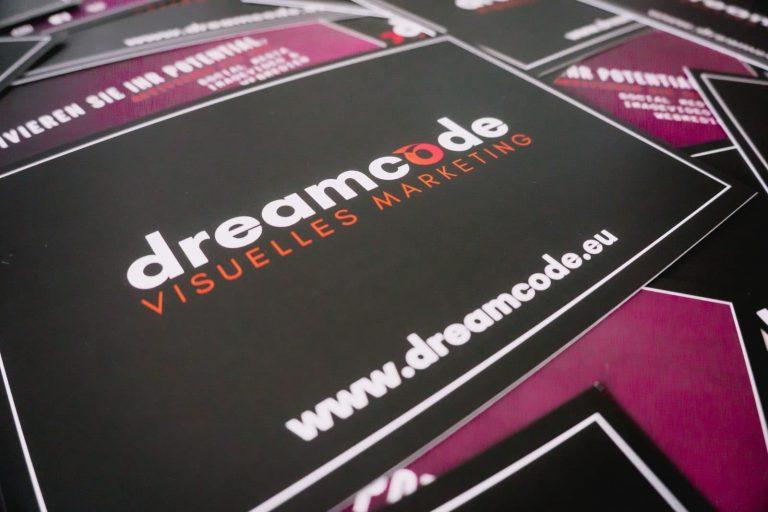 dreamcode visuelles marketing