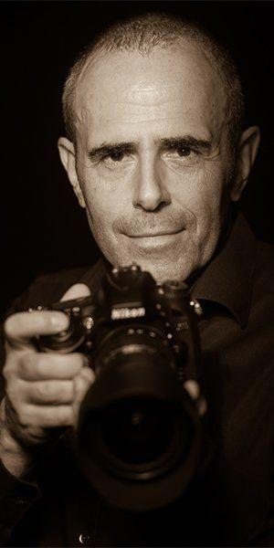 Ein Portraitfoto von Klaus von kassel