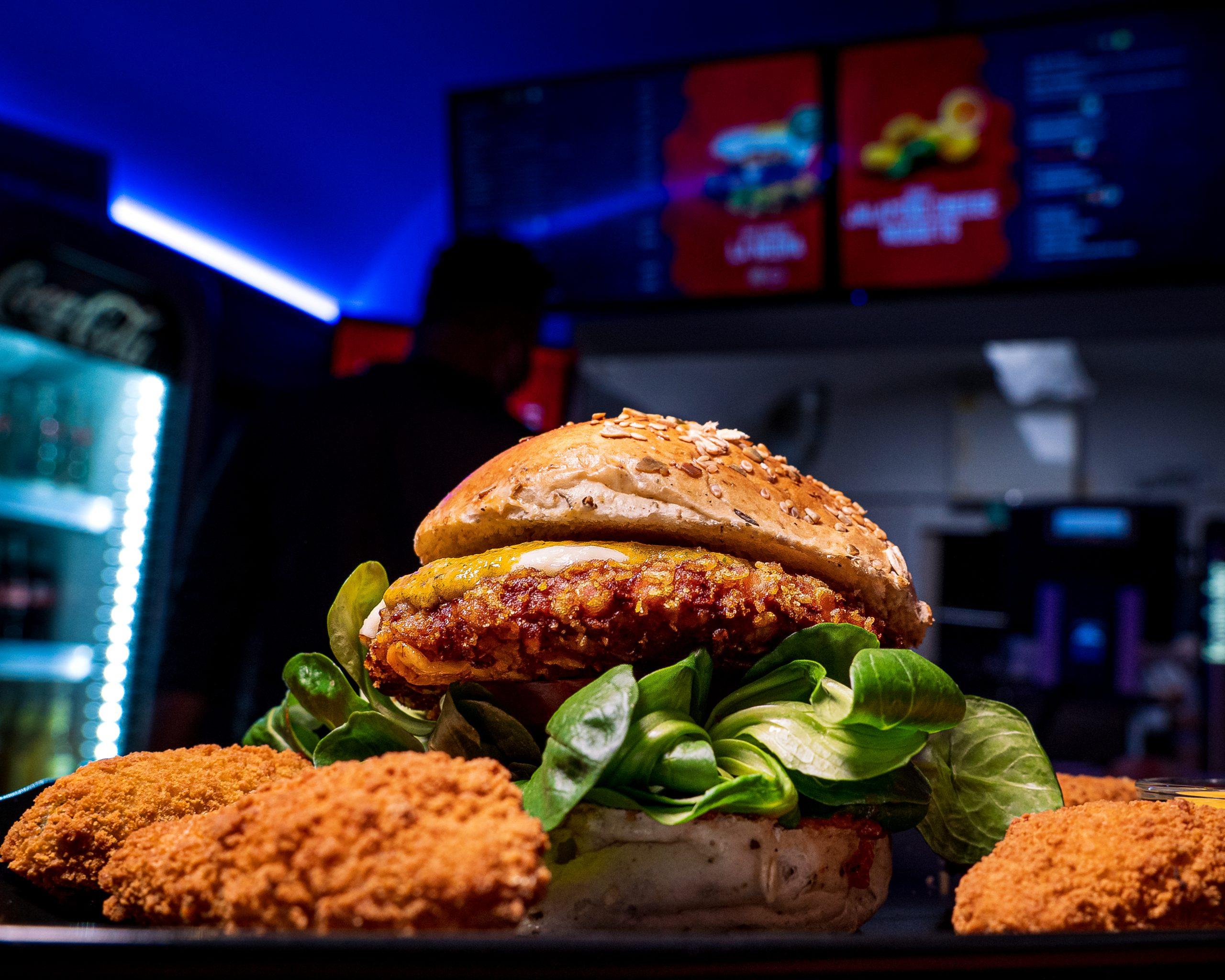 ersteklasse burger by dreamcode.de